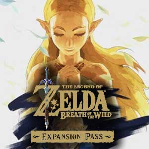 Acheter The Legend of Zelda Breath of the Wild Expansion Pass Nintendo Wii U Download Code Comparateur Prix