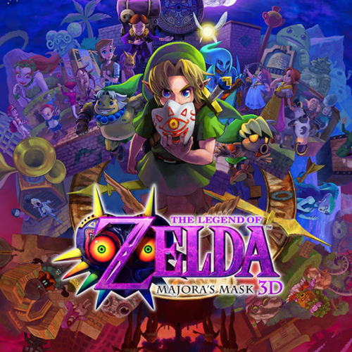 Acheter The Legend Of Zelda Majora's Mask Nintendo 3DS Download Code Comparateur Prix