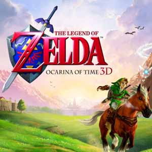 Acheter The Legend of Zelda Ocarina of Time 3D Nintendo 3DS Download Code Comparateur Prix