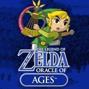 Acheter The Legend of Zelda Oracle of Ages Nintendo 3DS Download Code Comparateur Prix