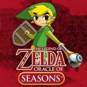 Acheter The Legend of Zelda Oracle of Seasons Nintendo 3DS Download Code Comparateur Prix