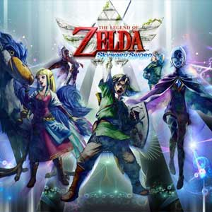 Acheter The Legend of Zelda Skyward Sword Wii U Download Code Comparateur Prix