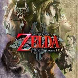 Acheter The Legend of Zelda Twilight Princess HD Nintendo Wii U Download Code Comparateur Prix
