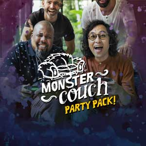 Acheter The Monster Couch Party Pack PS4 Comparateur Prix