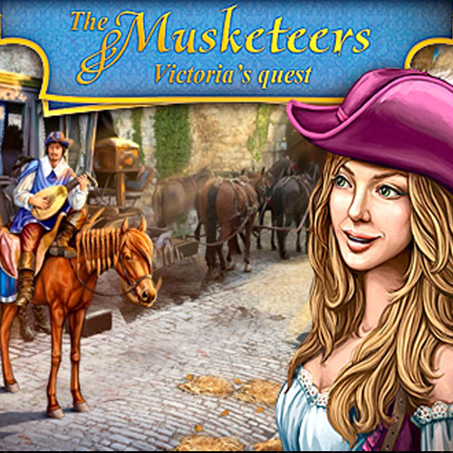 The Musketeers Victorias Quest
