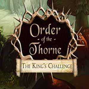 Acheter The Order of the Thorne The Kings Challenge Clé Cd Comparateur Prix