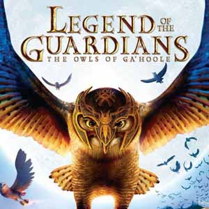 The Owls of GaHoole Legend of the Guardians