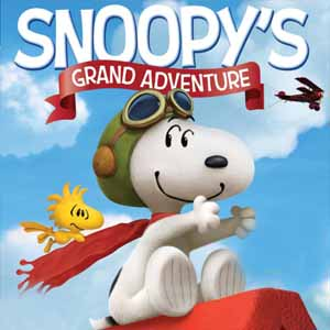 The Peanuts Movie Snoopys Grand Adventure