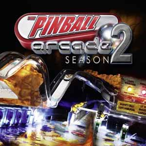 Acheter The Pinball Arcade Season 2 Xbox One Code Comparateur Prix