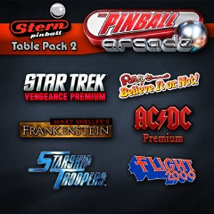 Acheter The Pinball Arcade Stern Table Pack 2 PS4 Comparateur Prix