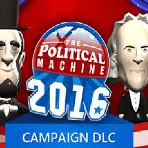 The Political Machine 2016 Campaign