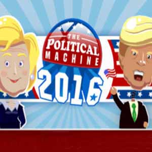Acheter The Political Machine 2016 Clé Cd Comparateur Prix