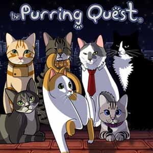 Acheter The Purring Quest Clé Cd Comparateur Prix