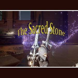 The Sacred Stone A Story Adventure