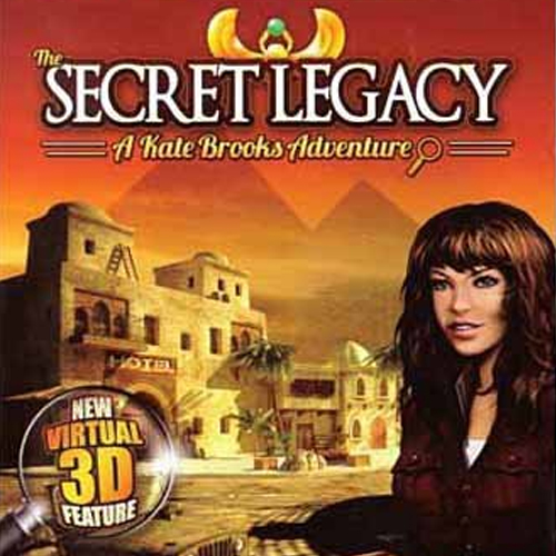 The Secret Legacy A Kate Brooks Adventure