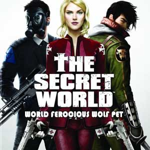Acheter The Secret World Ferocious Wolf Pet Clé Cd Comparateur Prix