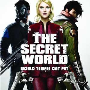 The Secret World Temple Cat Pet