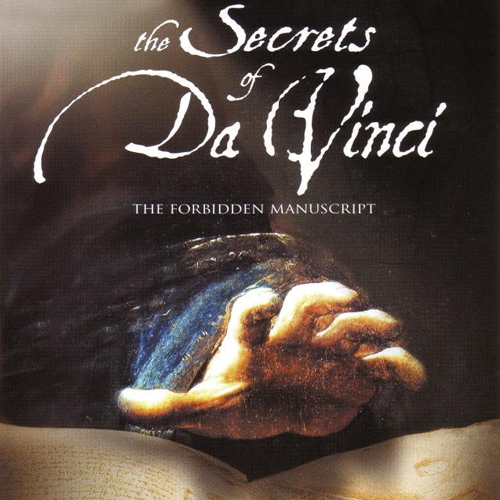 Acheter The Secrets of Da Vinci the Forbidden Manuscript Clé Cd Comparateur Prix