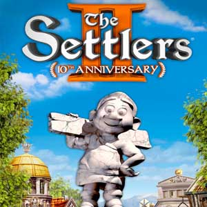 Acheter The Settlers 2 The 10th Anniversary Clé Cd Comparateur Prix