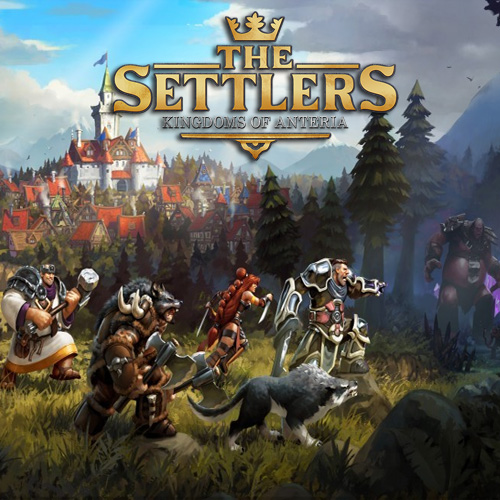 The Settlers 8 Kingdoms of Anteria