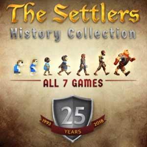 Acheter The Settlers History Collection Clé CD Comparateur Prix