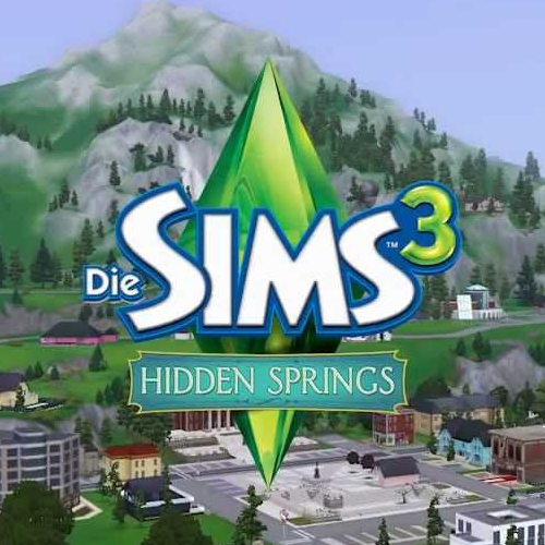 The Sims 3 Hidden Springs
