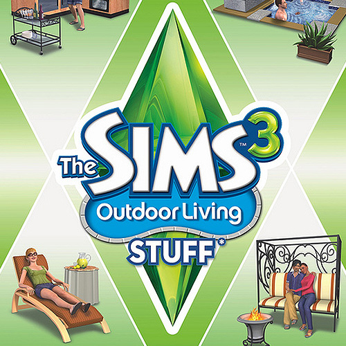 Acheter The Sims 3 Outdoor Living Stuff Clé Cd Comparateur Prix
