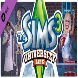 Acheter The Sims 3 Plus University Life Clé CD Comparateur Prix