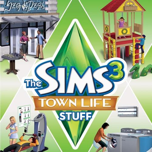 Acheter The Sims 3 Town Life Stuff Clé Cd Comparateur Prix