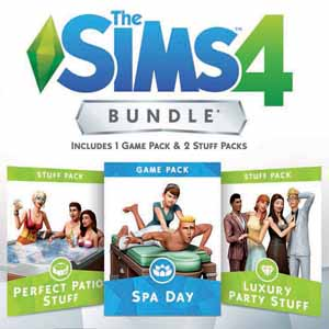 Acheter The Sims 4 Bundle Pack 1 Clé Cd Comparateur Prix
