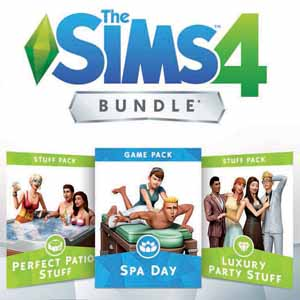The Sims 4 Bundle Pack 3