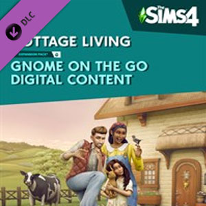 The Sims 4 Gnome on the Go