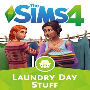 Les Sims 4 Kit d'Objets Jour de lessive