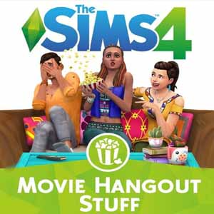 Acheter The Sims 4 Movie Hangout Stuff Clé Cd Comparateur Prix