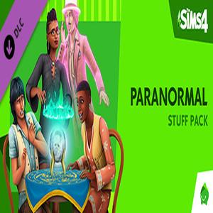 Acheter The Sims 4 Paranormal Stuff Pack Clé CD Comparateur Prix