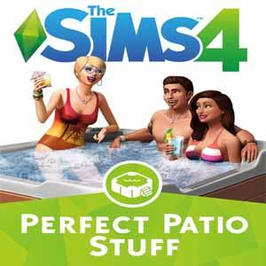 Acheter Sims 4 Objets Ambiance Patio Clé Cd Comparateur Prix