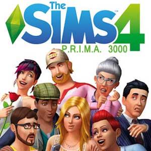 Acheter The Sims 4 PRIMA 3000 Clé Cd Comparateur Prix
