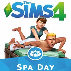 Sims 4 Détente au Spa