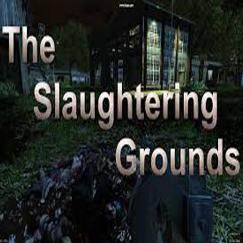 Acheter The Slaughtering Grounds Clé Cd Comparateur Prix