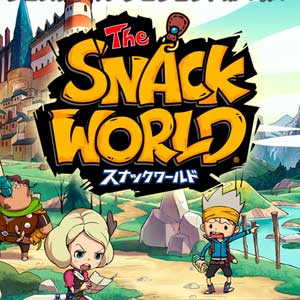 Acheter The Snack World 3DS Download Code Comparateur Prix