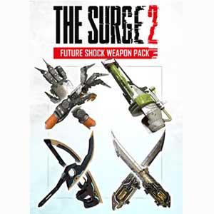 Acheter The Surge 2 Future Shock Weapon Pack Clé CD Comparateur Prix