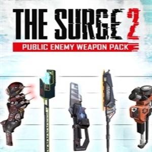 The Surge 2 Public Enemy Weapon Pack