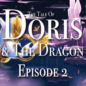 Acheter The Tale of Doris and the Dragon Episode 2 Clé CD Comparateur Prix