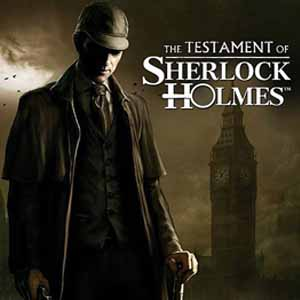 Acheter The Testament of Sherlock Holmes Xbox 360 Code Comparateur Prix