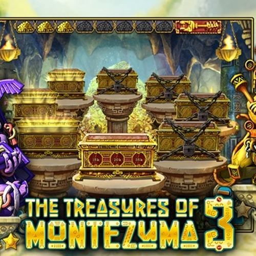 Acheter The Treasures of Montezuma 3 Clé Cd Comparateur Prix