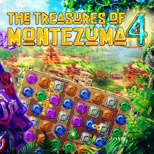 Acheter The Treasures of Montezuma 4 Clé Cd Comparateur Prix