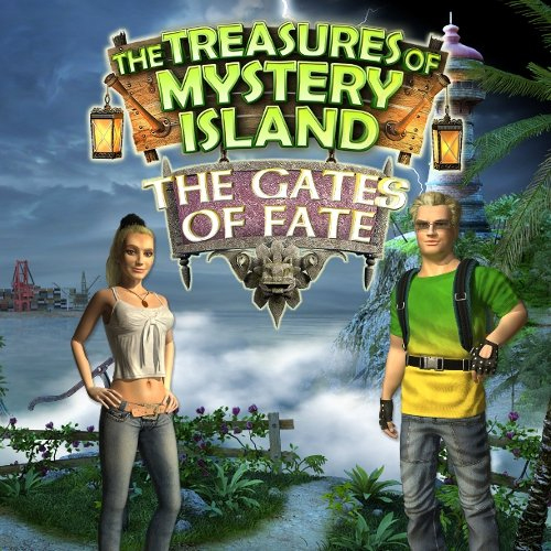 Acheter The Treasures of Mystery Island 2 The Gates of Fate Clé Cd Comparateur Prix