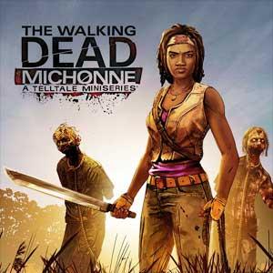 Acheter The Walking Dead Michonne Clé Cd Comparateur Prix