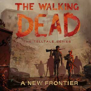 Telecharger The Walking Dead The Telltale Series A New Frontier PS4 code Comparateur Prix
