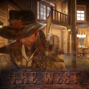 Acheter The West Clé Cd Comparateur Prix